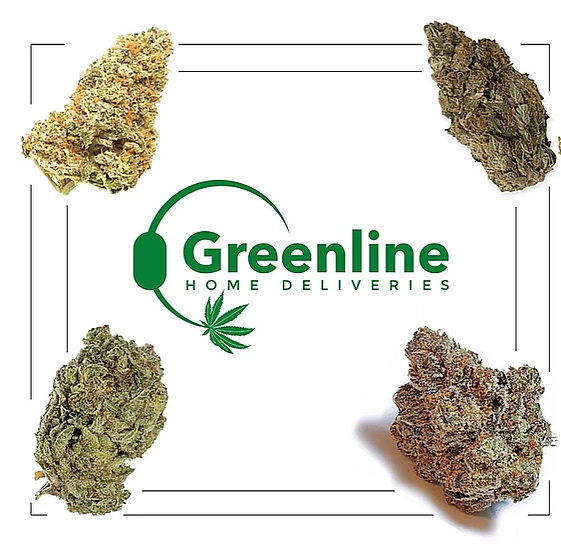 Greenline Home Cannabis Deliveries - Langley, BC
