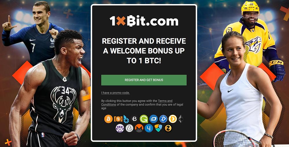 1XBit Cryptocurrency Casino And Sportsbook