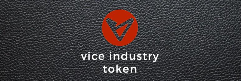 vice industry token crowdsale