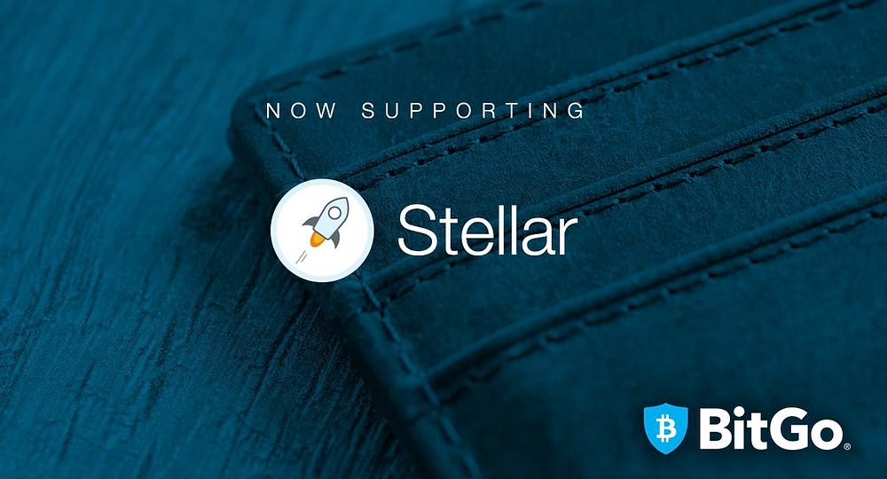 bitgo launches stellar lumens (XLM)