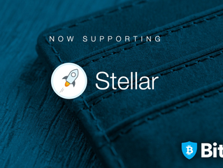 #BitGo launches support for #Stellar Lumens [#XLM]