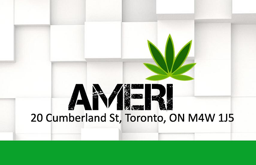 Ameri Toronto Cannabis Dispensary