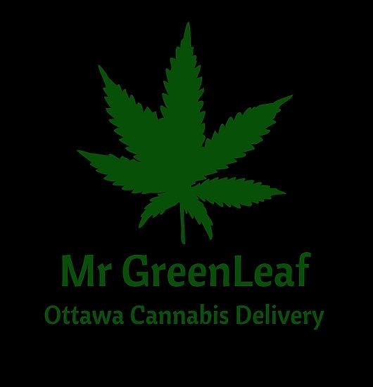 Mr GreenLeaf Ottawa Cannabis Delivery Service