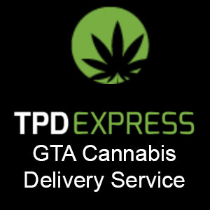 TPD Express - GTA Cannabis Delivery & Mail Order Service