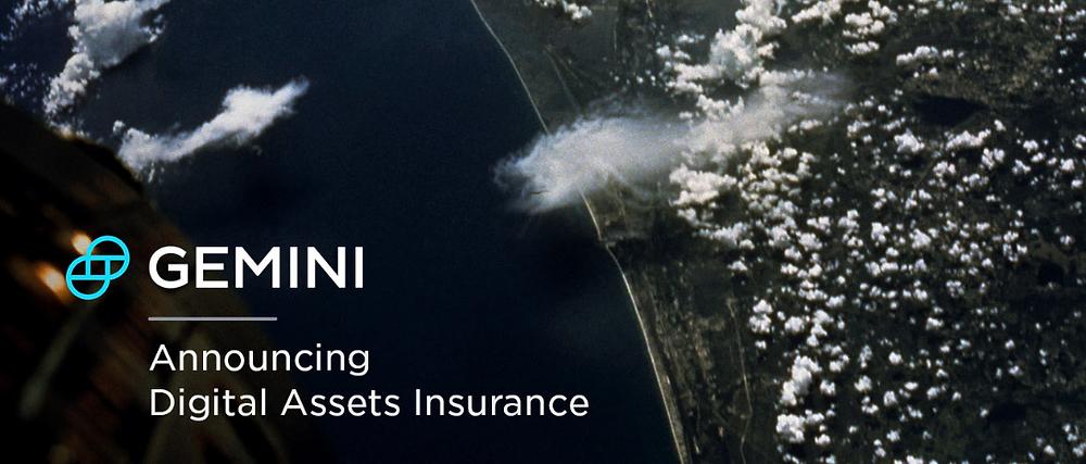 Gemini Digital Assets Insurance