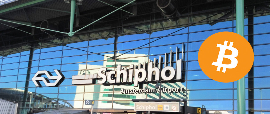 schiphol airport adds bitcoin atm