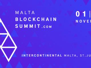 Malta Enterprise to support Malta Blockchain Summit offering 40 free booths to innovative startups
