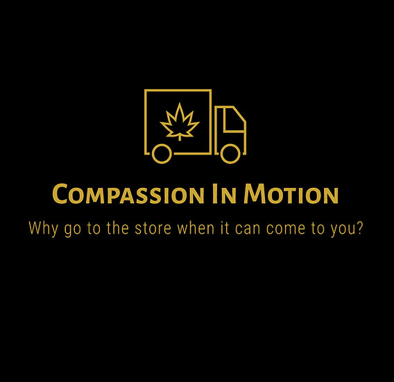 Compassion In Motion Vancouver Cannabis Delivery Service