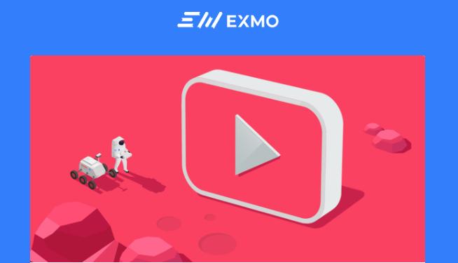 EXMO's Youtube contest win $1,500