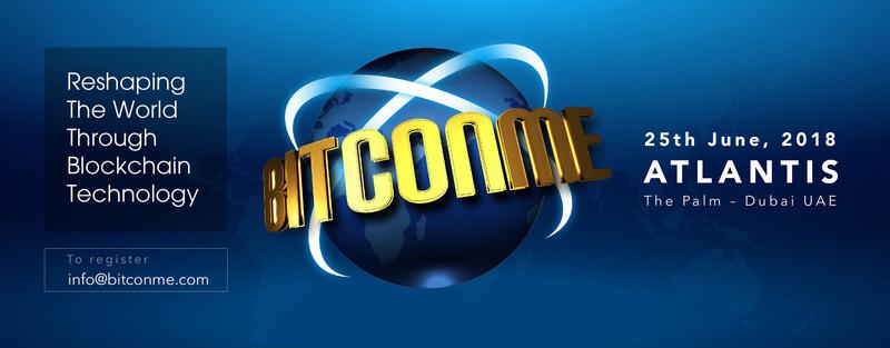 BITConMe - Blockchain Conference Dubai
