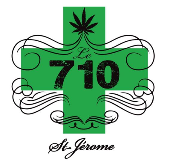 Le 710 St. Jerome Cannabis Dispensary - QC