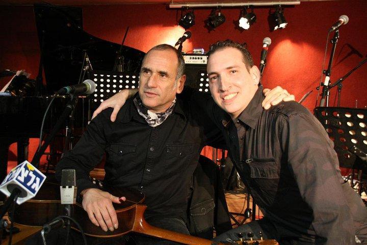 David Broza & Fernando Knopf