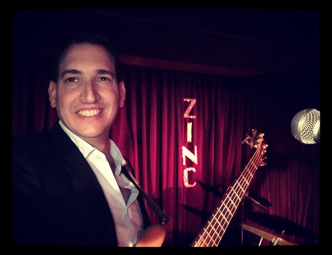 @ the Zinc Bar New York