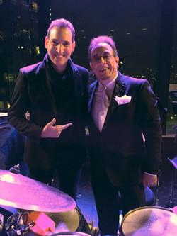 with Bobby Sanabria