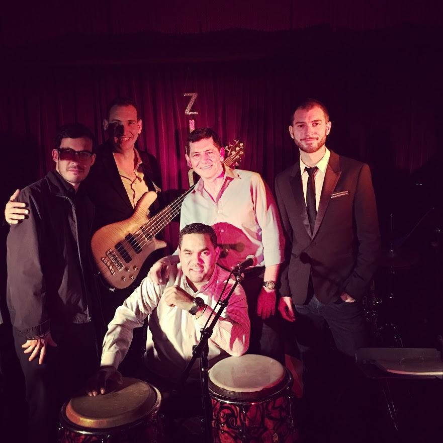 The NYC Quintet Live at Zinc Bar NY