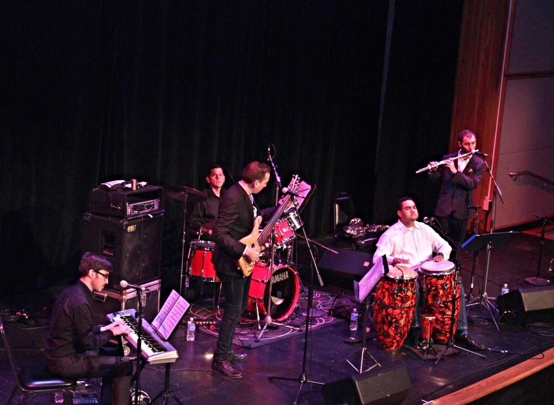 Fernando Knopf NYC Quintet Live