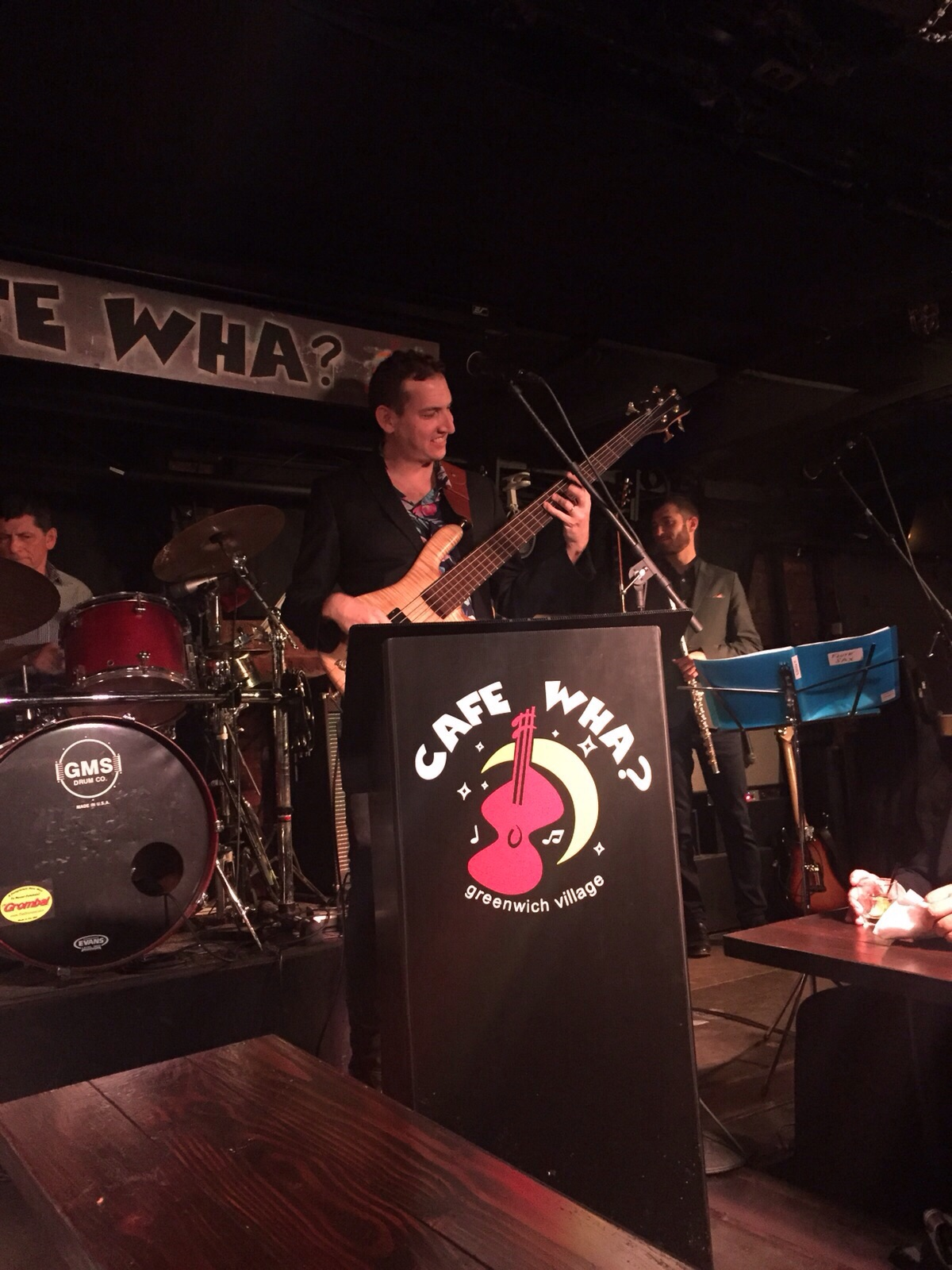 Live at the Cafe Wha NYC