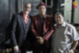 Papo Vazquez - Chuchito Valdes - Fernando Knopf on Tour