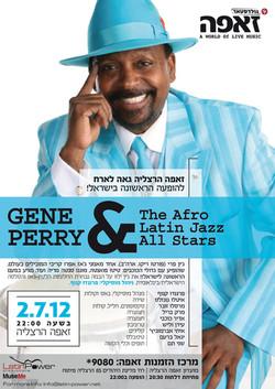 GENE PERRY & LATIN POWER