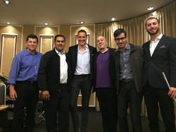 NYC Quintet & Ben Lapidus