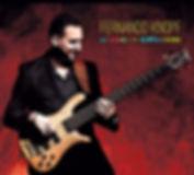 """Cover CD """"La Musica es Sentimientos"""" by Fernando Knopf"""