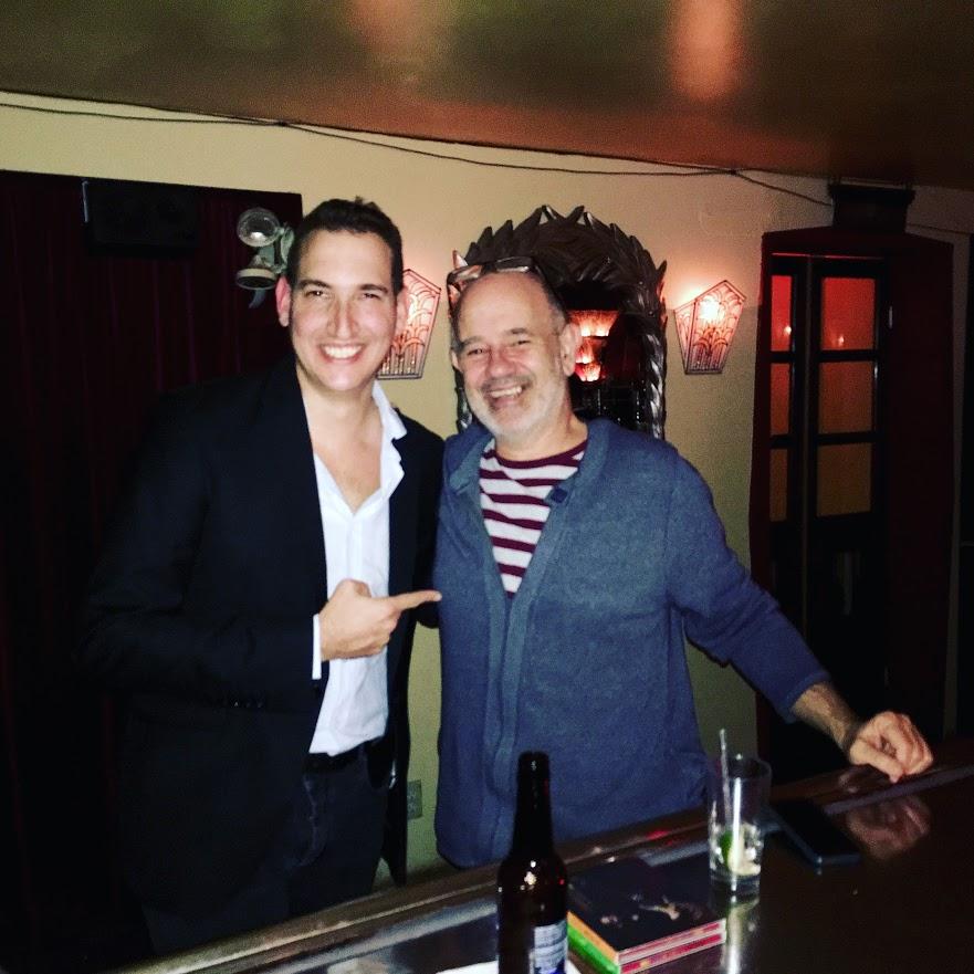 Emilio Solla & Fernando Knopf NYC