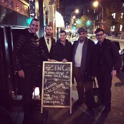 @ Zinc Bar NYC
