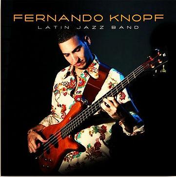 ALbum CD Fernando Knopf Latin Jazz Band