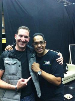 With Danilo Perez