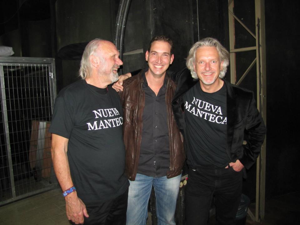With Nueva Manteca (Netherlands)