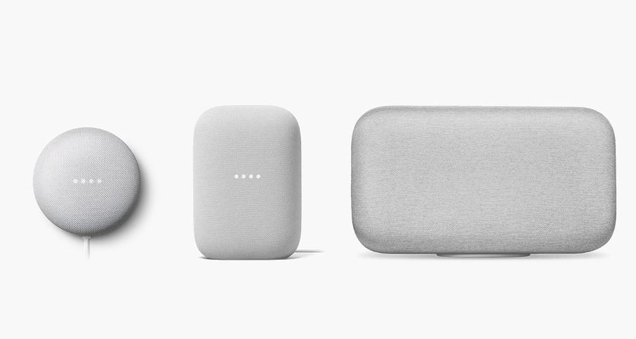 Google Smart Speaker gibt es in verschiedenen Größen und Preisklassen für Ihr Smart Home.