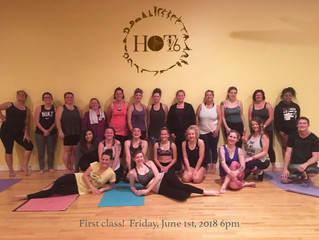 Free Yoga Class Every Weekend at Hot26!