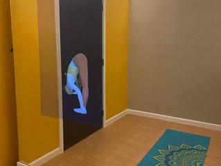 What is a Mini Hot Yoga Room?