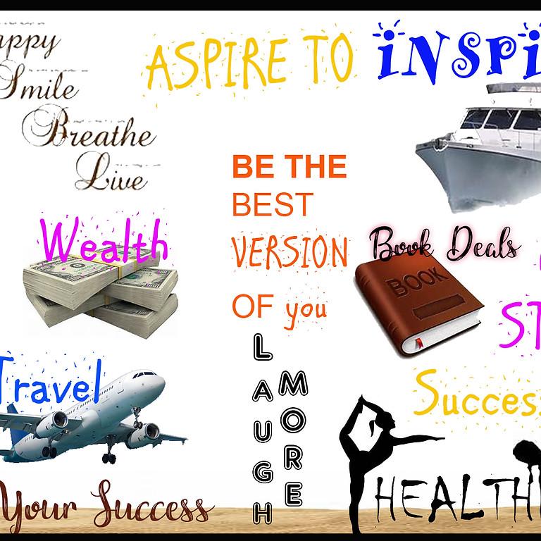 Vision Board Vinyasa