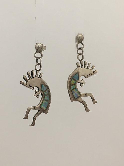 925 & Kokapelli Earrings