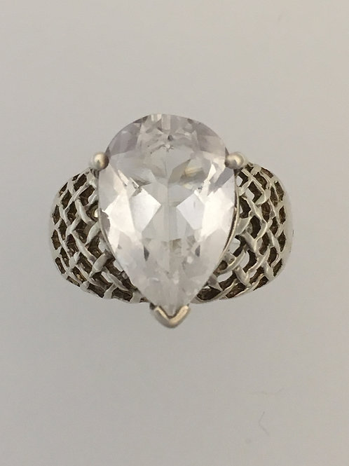 925 CZ Ring Size - 8
