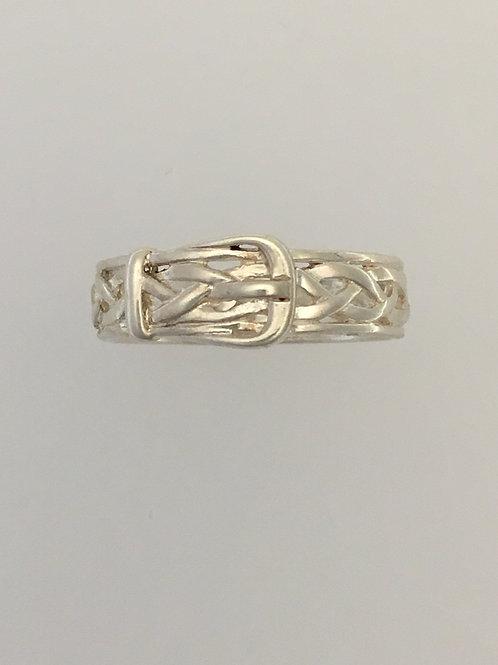 925 Belt Ring Size - 6 1/4