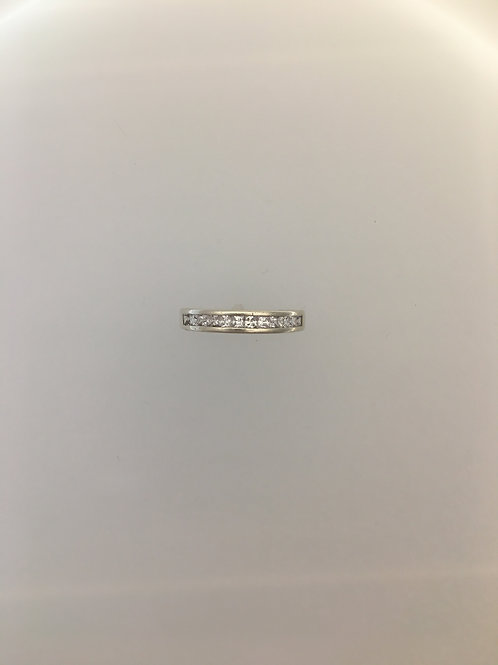 925 CZ Ring Size - 9
