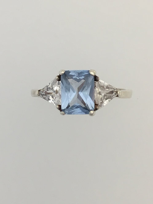925 & CZ Ring Size - 8 1/2