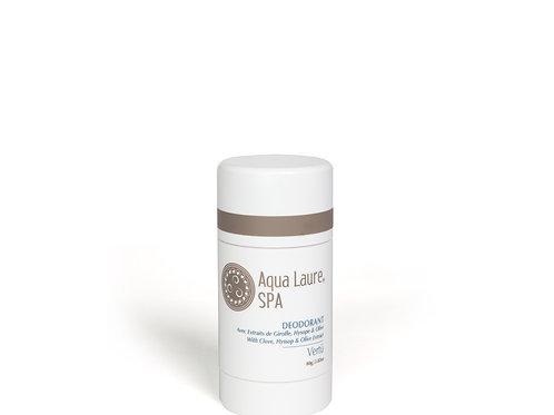Déodorant Hypoallergénique - Aqua Laure