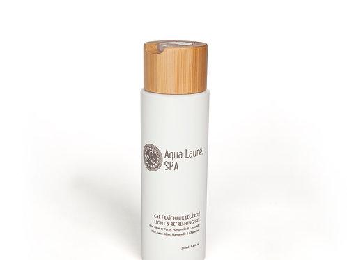 Gel Fraîcheur Légèreté [Hydratant] - Aqua Laure