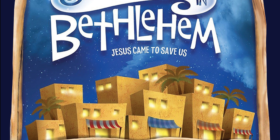 A night in Bethlehem - free family event