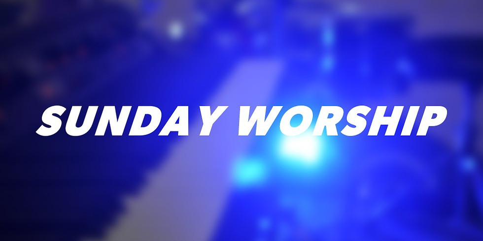 Worship Service 7pm
