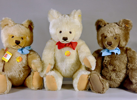 Featured Collection: Steiff Stuffed Animals