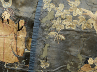 Shattered Silk, Tragic Beauty