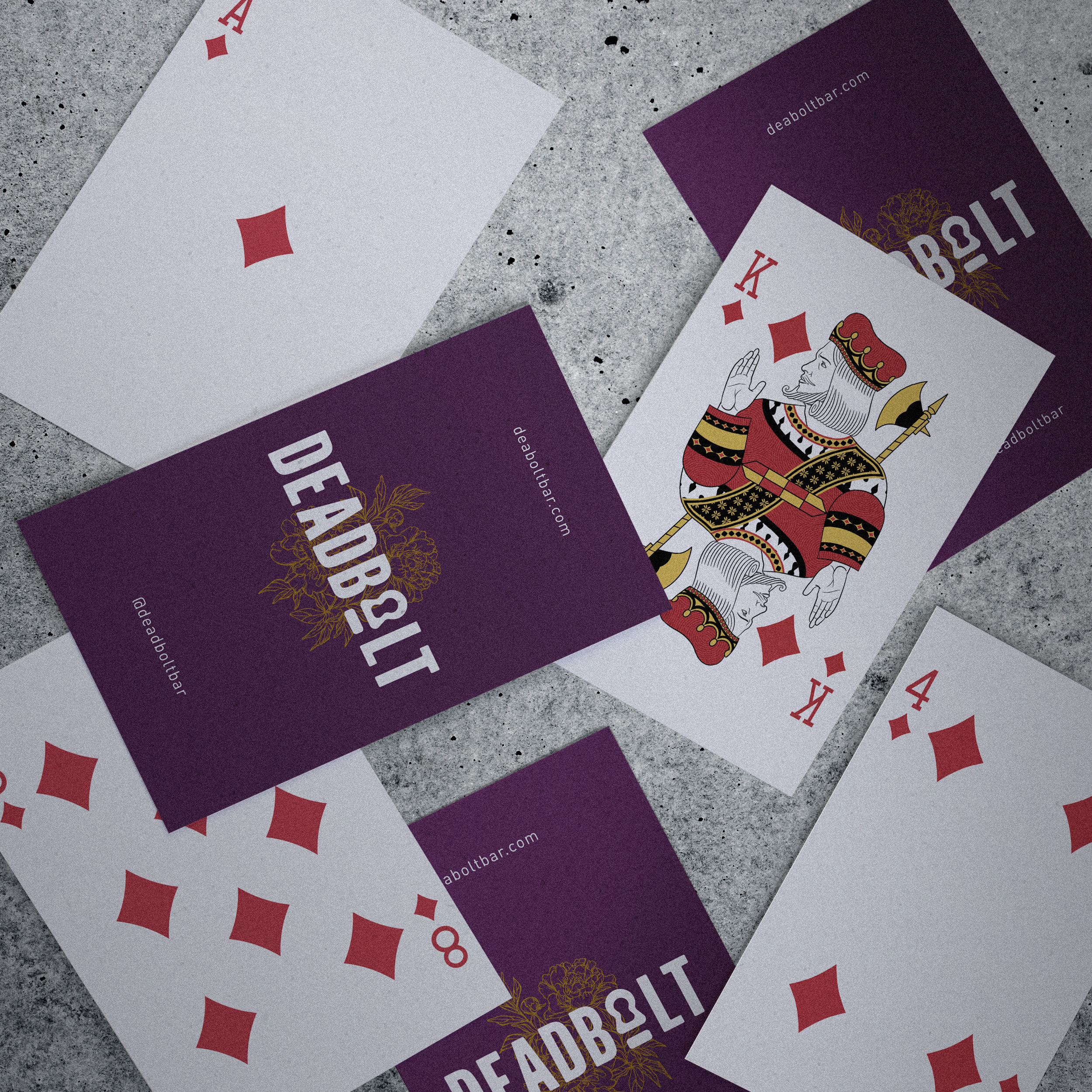 Deadbolt Cards