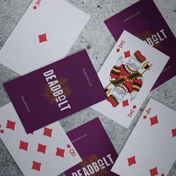 Deadbolt Cards