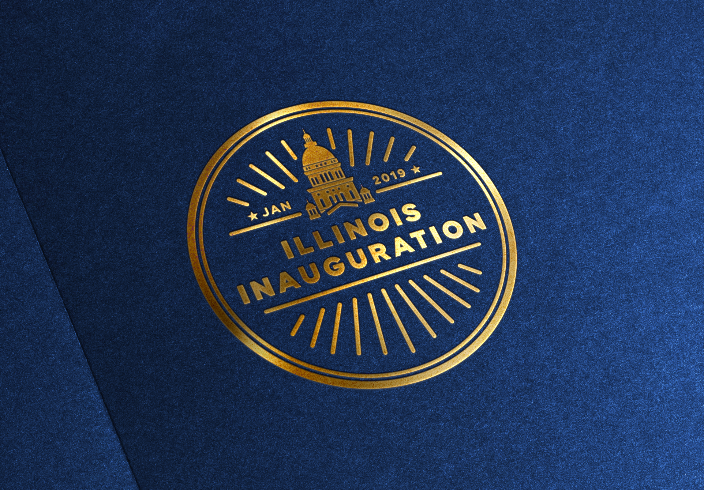 Illinois Inauguration Logo