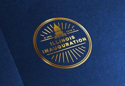 Illinois Inauguration Logo