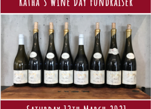 Ratha's Wine Day Fundraiser Ticket